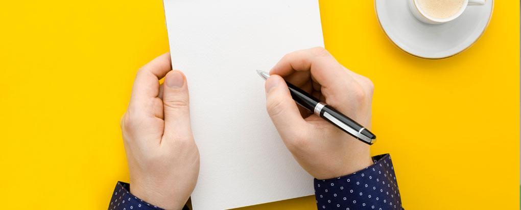 מה דונאלד טראמפ יודע על כתיבה נכונה שכל עורך דין חייב לדעת?